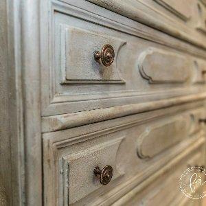 MOB.005 Cassettiera in legno massiccio