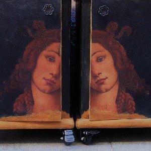 """MOB.042 Comodini """"Botticelli"""""""