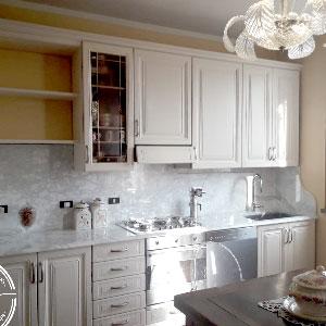 MOB.072 Cucina rimodernata